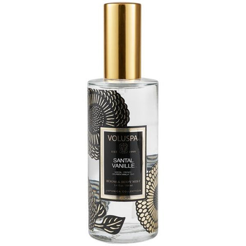 Santal Vanille | Room & Body Spray