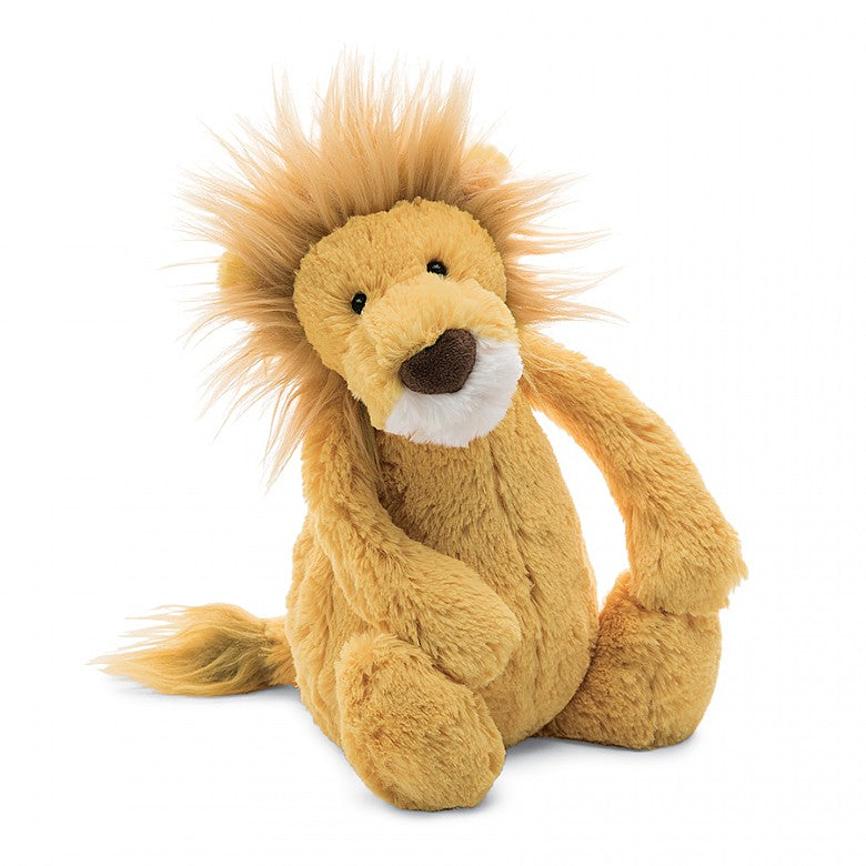 Plush Bashful Lion | Medium