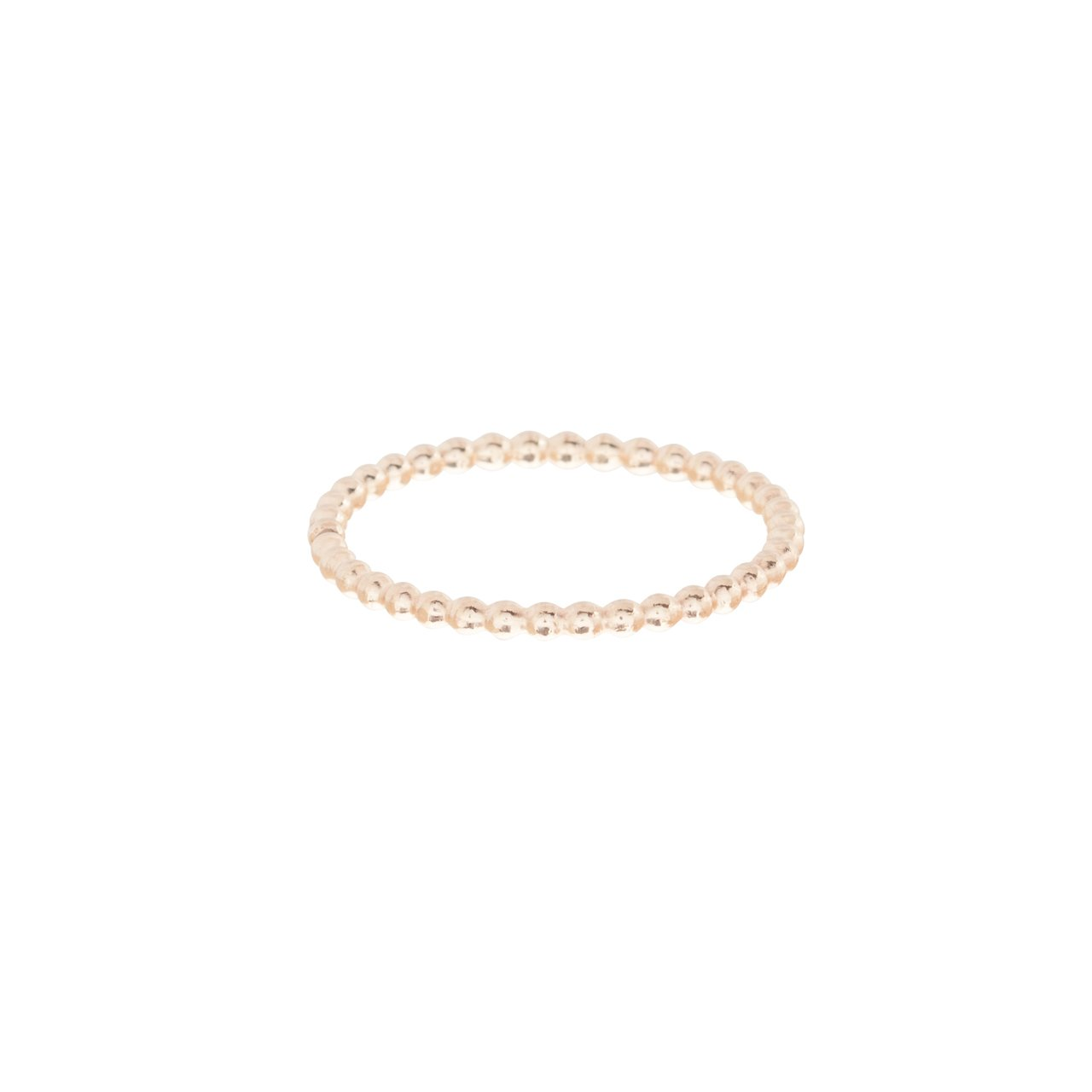 Ring | Classic Gold 1mm Bead