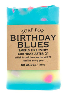 Bar Soap | Birthday Blues