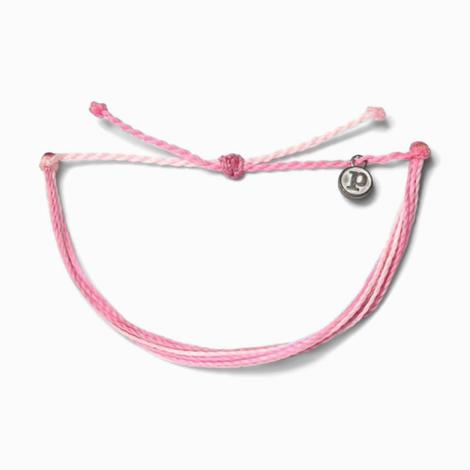 Pura Vida Bracelet | Boarding for Breast Cancer