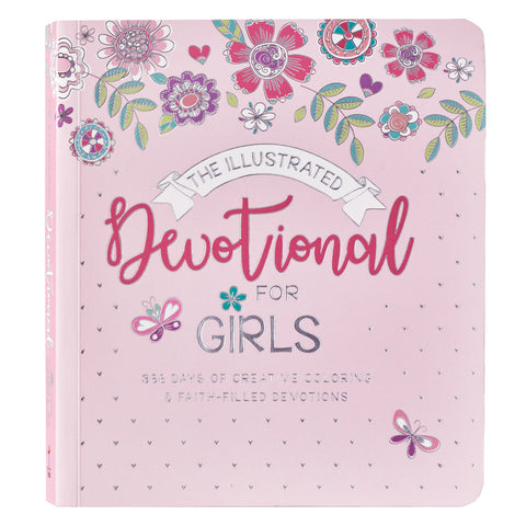 The Illustrated Devotional For Girls | Book