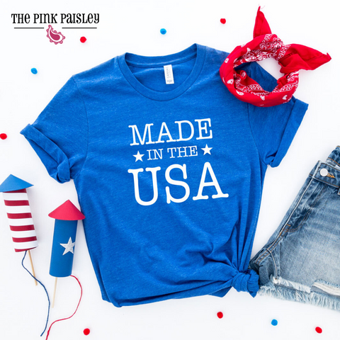 Made in the USA | Graphic Tee