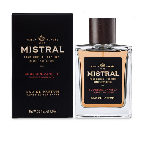Mens Cologne | Bourbon Vanilla