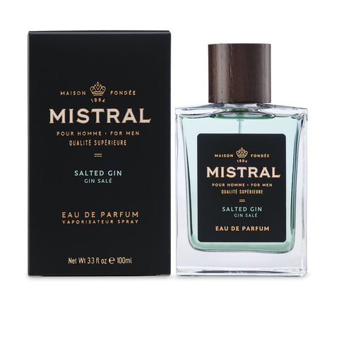 Mens Cologne | Salted Gin