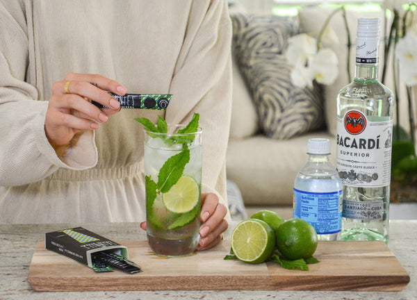 Cocktail Skinnies | Mojito Twist