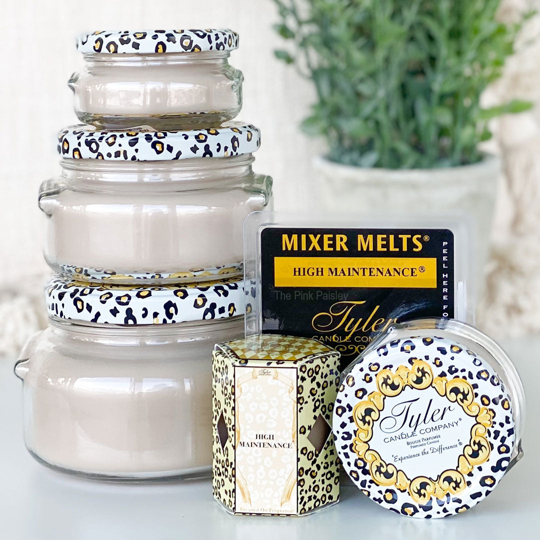 High Maintenance | Tyler Candle Company