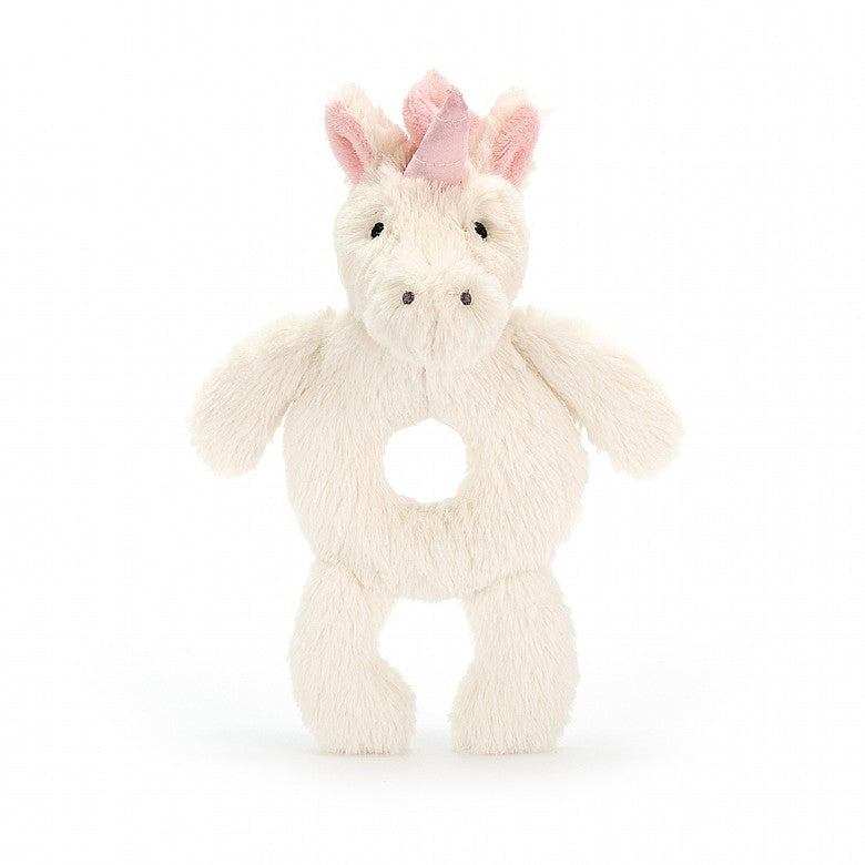 Plush Rattle | Bashful Unicorn