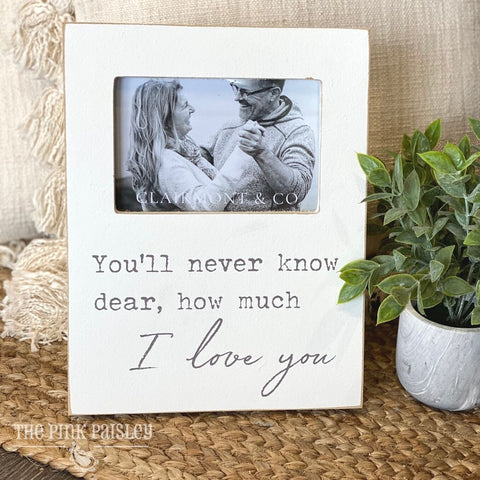 You'll Never Know Dear | Frame