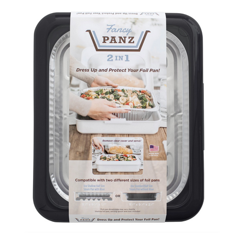 Charcoal | 2 in 1 Fancy Panz
