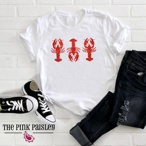 Crawfish Graphic Tee