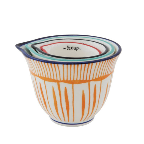 Measuring Cups Stripes