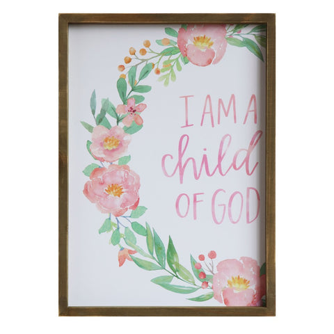 Child Of God Art
