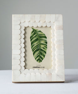 Bone Photo Frame