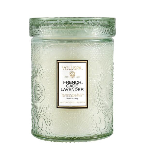 French Cade Lavender | Small Jar Candle