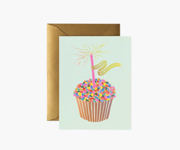 Birthday Card | Cupcake