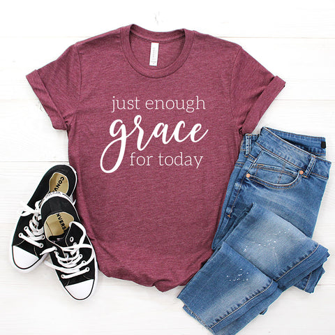 Just Enough Grace | Graphic Tee