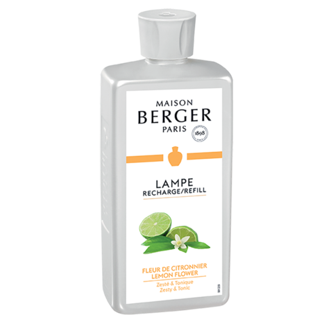 500ML Lamp Berger Oil | Lemon Flower