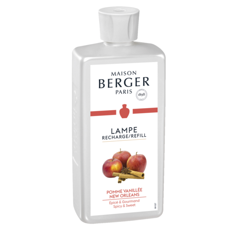 500ML Lamp Berger Oil | New Orleans