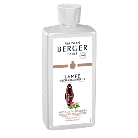 500ML Lamp Berger Oil | Precious Rosewood