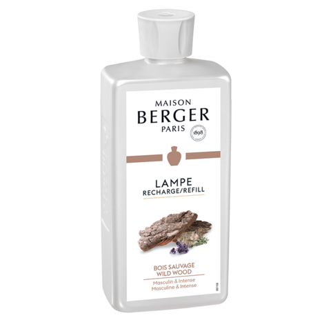 500ML Lamp Berger Oil | Wildwood