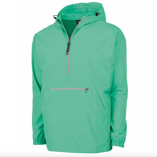 Pack and Go Pullover | Mint