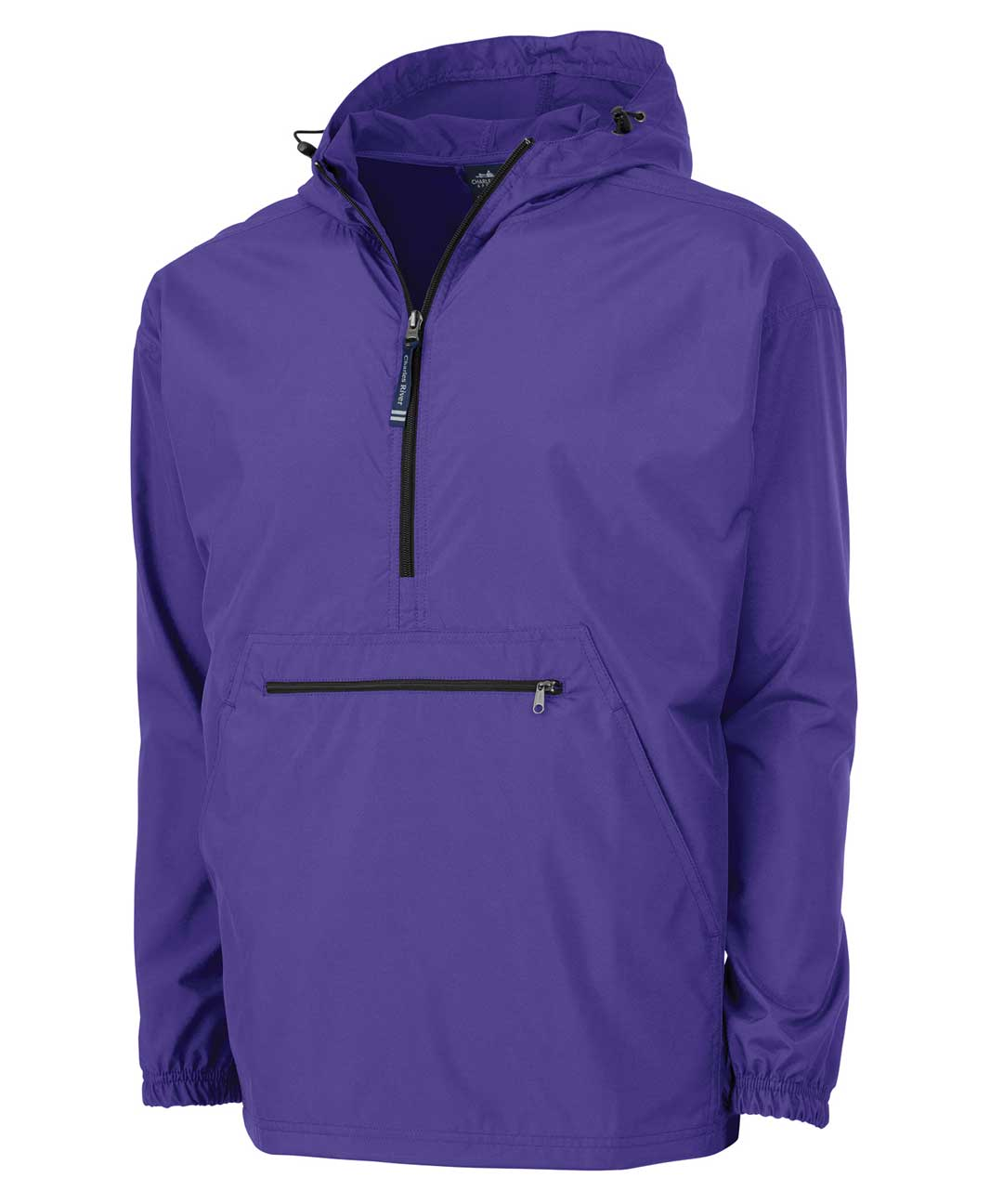 Pack and Go Pullover | Purple