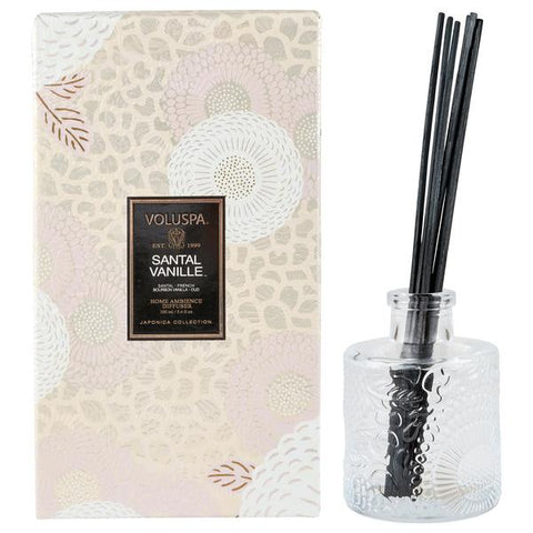 Santal Vanille | Reed Diffuser