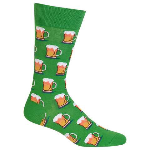 Mens Crew Socks | Beer