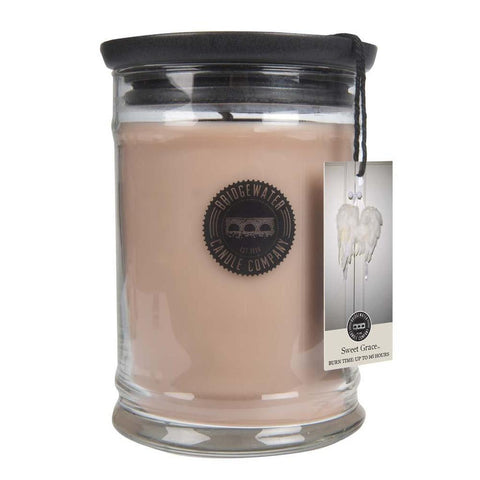 Sweet Grace | Large Jar Candle