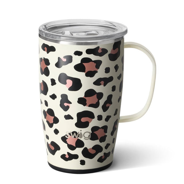 18oz. Mug | Luxury Leopard