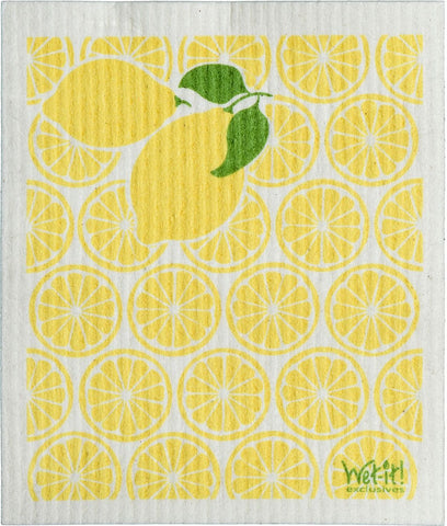 Wet It Cloth | Lemonade