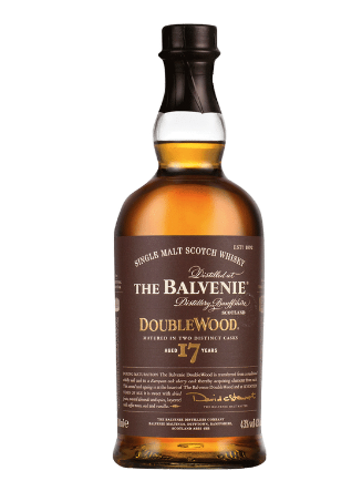 THE BALVENIE DOUBLE WOOD 17 YEARS - LiquorOnBroadway