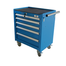 Load image into Gallery viewer, Marathon Tool Trolley 5 Drawer