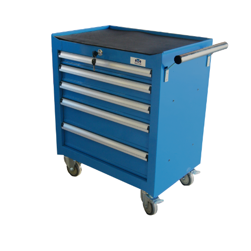 Marathon Tool Trolley 5 Drawer