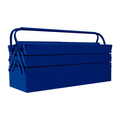 Marathon Toolbox Steel 5 Compartment 525x200x205mm