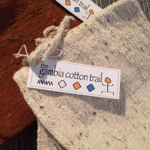 Cotton Trail stor pung