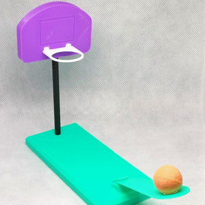 Toybox 3D Printed Mini Basketball Game