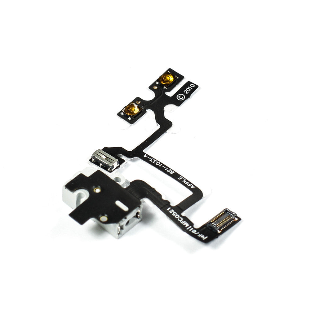 iPhone 4 GSM Volume & Headphone Flex Cable