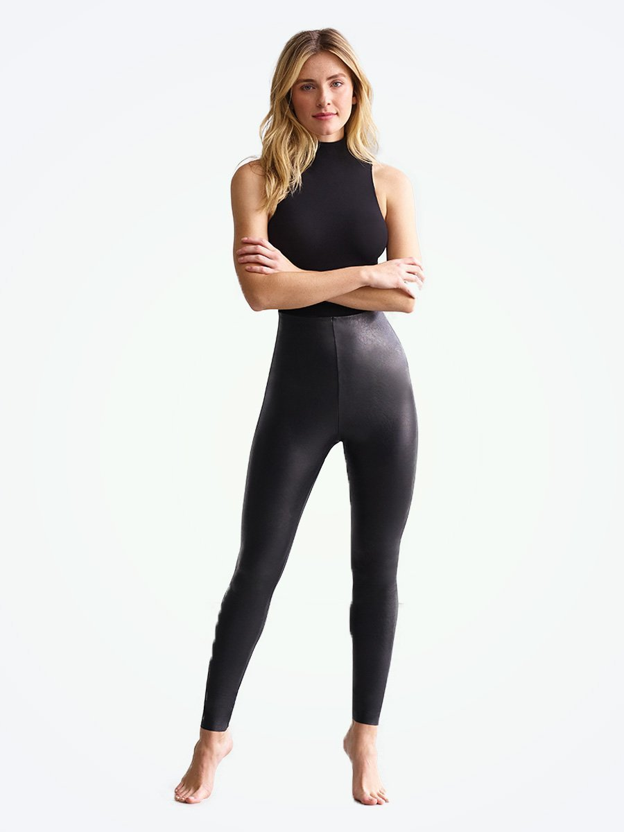 Commando Leggings Black