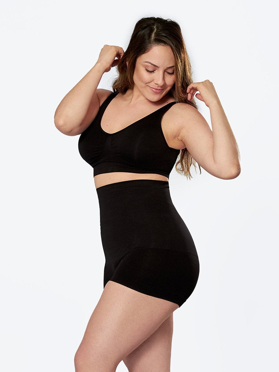 Empetuai™ All Day Every Day High-Waisted Shaper Boyshort