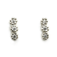 Long Bloom Studs