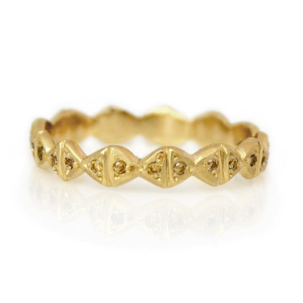 Tri-Eternity Band Warm
