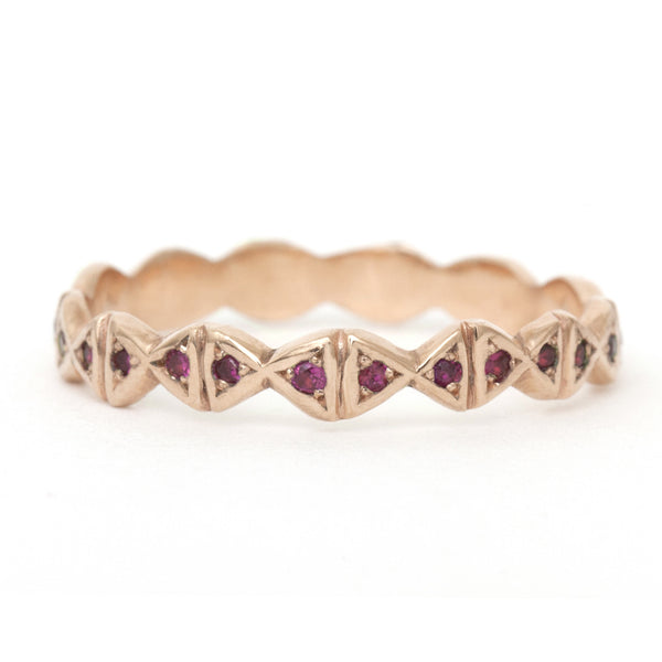 Tri-Eternity Band