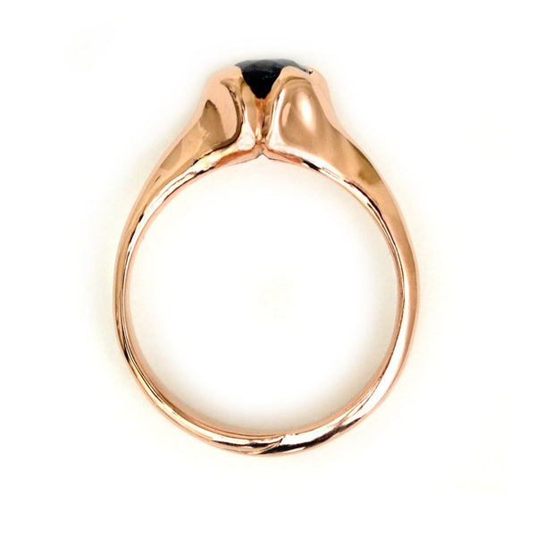 Tulip Ring Rose Gold