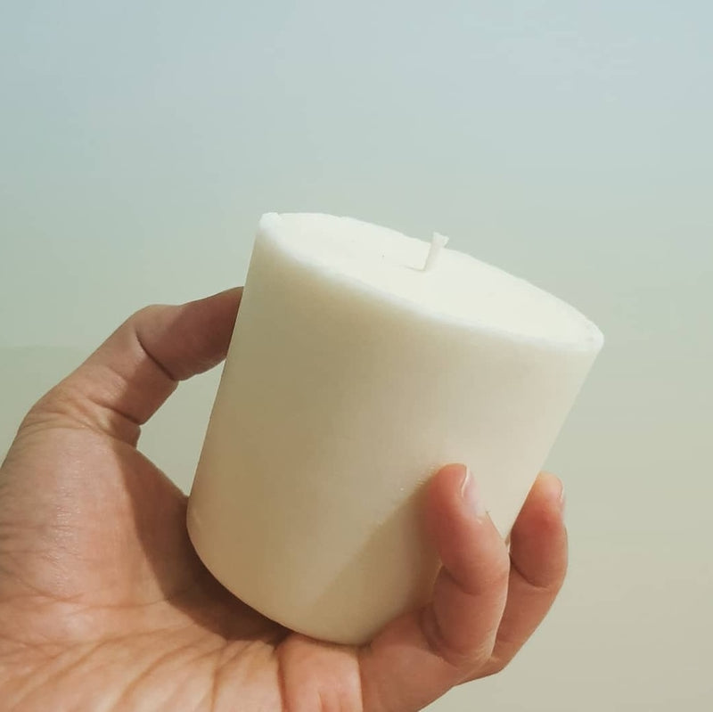 100% Soy Candle - Refill Block