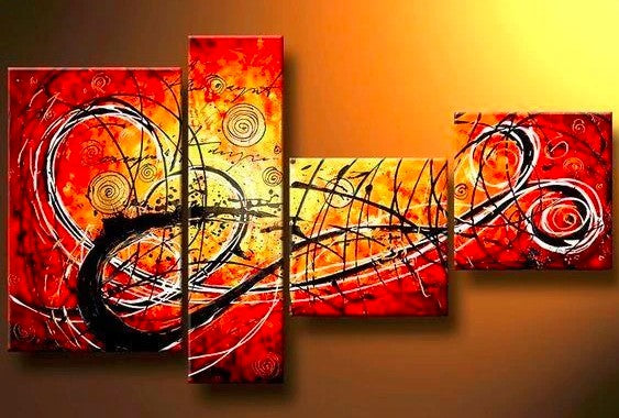 Extra Large Painting, Abstract Art Painting, Living Room Wall Art, Modern Artwork