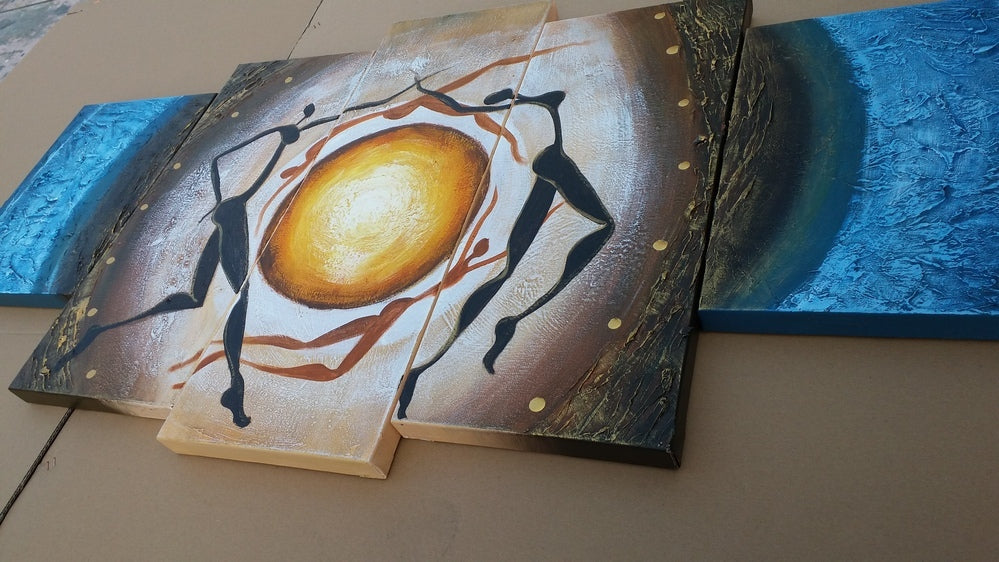 Extra Large Canvas Painting, Modern Paintings, African Paintings, Buy Paintings Online