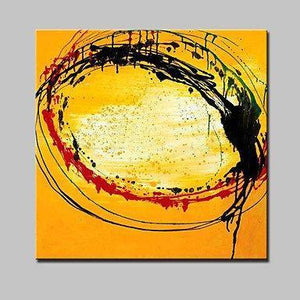 Wall Art, Canvas Painting, Abstract Painting, Oil Painting, Canvas Art, Ready to Hang - LargePantingArt.com