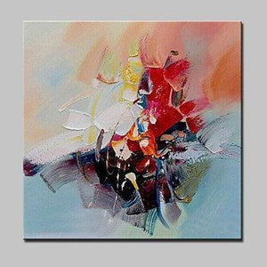 Wall Art, Oil Painting, Modern Painting, Abstract Painting, Canvas Art, Ready to Hang - LargePantingArt.com
